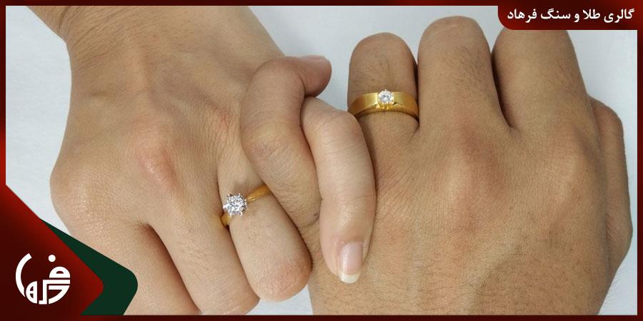 تفاوت بین حلقه تعهد و حلقه نامزدی چیست