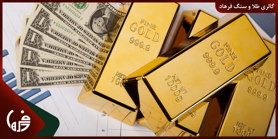 عوامل تاثیر گذار بر بازار طلا