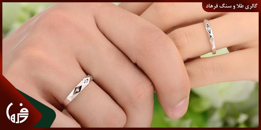 تعیین سایز انگشتر طلا