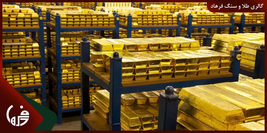 دلایل رشد قیمت طلا