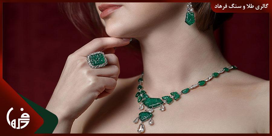 شخصیت شناسی از روی طلا و جواهر