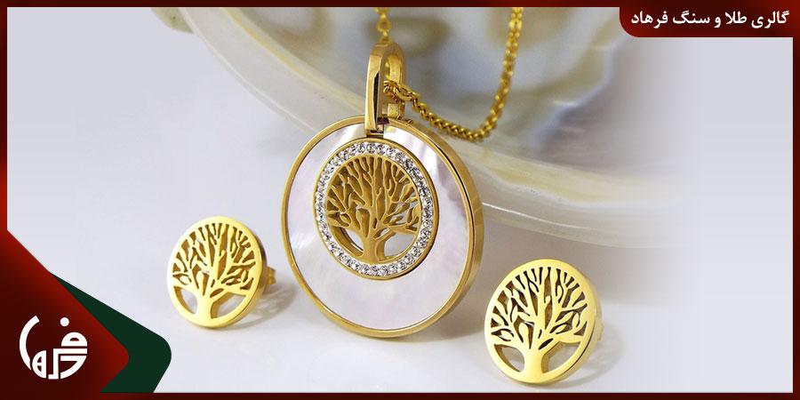 چرا نماد درخت زندگی در صنعت طلا و جواهر محبوب است؟