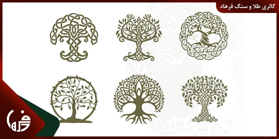 مفهوم نماد درخت زندگی در عقاید، اقوام و ملل